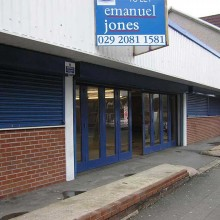 Shop Fronts   South Wales   Welsh Windows